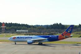 inyoさんが、成田国際空港で撮影したエアカラン A330-202の航空フォト(飛行機 写真・画像)