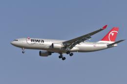 senyoさんが、成田国際空港で撮影したノースウエスト航空 A330-223の航空フォト(飛行機 写真・画像)