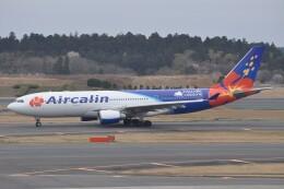 Flying A340さんが、成田国際空港で撮影したエアカラン A330-202の航空フォト(飛行機 写真・画像)