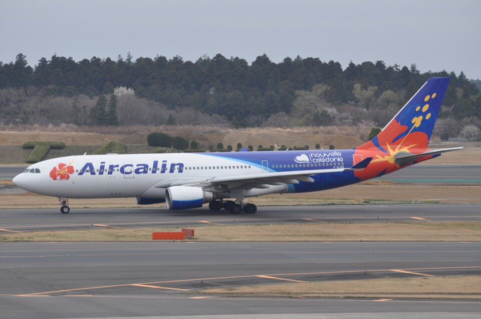 Flying A340さんのエアカラン Airbus A330-200 (F-OJSE) 航空フォト