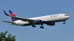 saoya_saodakeさんが、成田国際空港で撮影したデルタ航空 767-332/ERの航空フォト(飛行機 写真・画像)