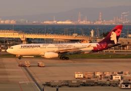 LOTUSさんが、関西国際空港で撮影したハワイアン航空 A330-243の航空フォト(飛行機 写真・画像)