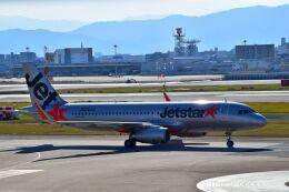 ER_b777logさんが、福岡空港で撮影したジェットスター・ジャパン A320-232の航空フォト(飛行機 写真・画像)