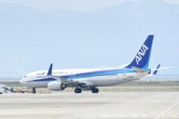 M.Tさんが、関西国際空港で撮影した全日空 737-881の航空フォト(飛行機 写真・画像)