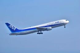 ER_b777logさんが、羽田空港で撮影した全日空 767-381/ERの航空フォト(飛行機 写真・画像)
