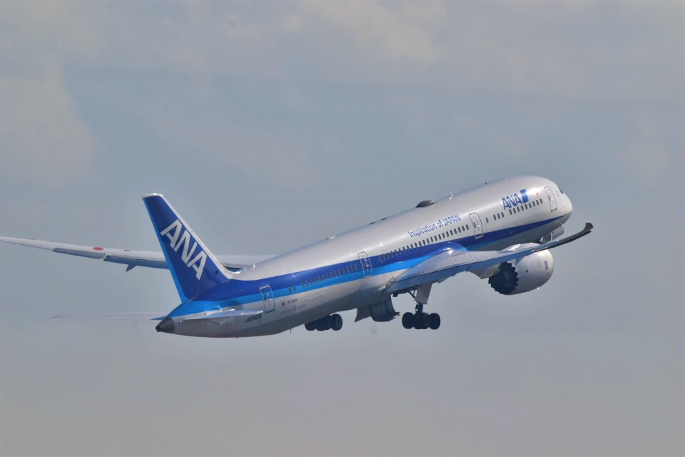 ER_b777logさんの全日空 Boeing 787-9 (JA880A) 航空フォト