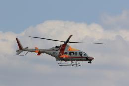 flyskyさんが、成田国際空港で撮影した朝日航洋 430の航空フォト(飛行機 写真・画像)