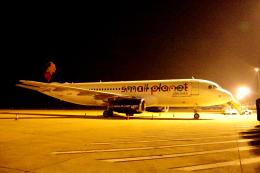 yabyanさんが、シェムリアップ国際空港で撮影したスカイ・アンコール・エアラインズ A320-232の航空フォト(飛行機 写真・画像)