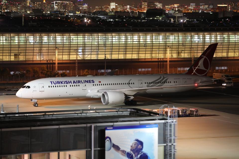 OS52さんのターキッシュ・エアラインズ Boeing 787-9 (TC-LLA) 航空フォト