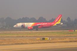 航空フォト:VN-A681 ベトジェットエア A320