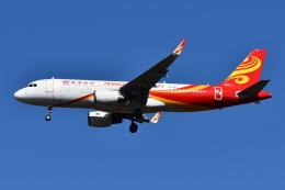 Deepさんが、成田国際空港で撮影した香港航空 A320-214の航空フォト(飛行機 写真・画像)