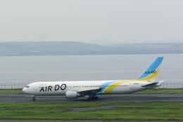 inyoさんが、羽田空港で撮影したAIR DO 767-381の航空フォト(飛行機 写真・画像)