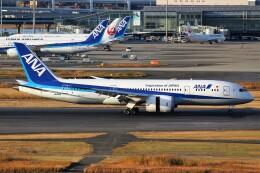 航空フォト:JA821A 全日空 787-8 Dreamliner