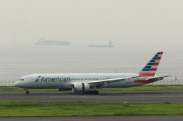 inyoさんが、羽田空港で撮影したアメリカン航空 787-9の航空フォト(飛行機 写真・画像)