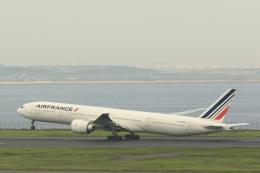 inyoさんが、羽田空港で撮影したエールフランス航空 777-328/ERの航空フォト(飛行機 写真・画像)