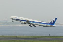 inyoさんが、羽田空港で撮影した全日空 777-381の航空フォト(飛行機 写真・画像)