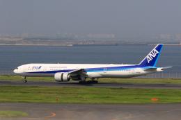 inyoさんが、羽田空港で撮影した全日空 777-381/ERの航空フォト(飛行機 写真・画像)