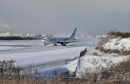 Dojalanaさんが、函館空港で撮影したAIR DO 767-33A/ERの航空フォト(飛行機 写真・画像)