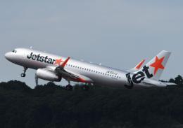 チャーリーマイクさんが、成田国際空港で撮影したジェットスター・ジャパン A320-232の航空フォト(飛行機 写真・画像)