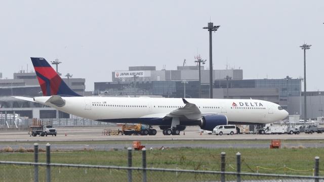 raichanさんが、成田国際空港で撮影したデルタ航空 A330-941の航空フォト(飛行機 写真・画像)