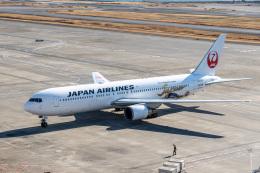 delawakaさんが、羽田空港で撮影した日本航空 767-346/ERの航空フォト(飛行機 写真・画像)