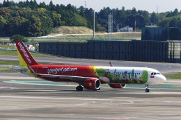 DVDさんが、成田国際空港で撮影したベトジェットエア A321-271Nの航空フォト(飛行機 写真・画像)