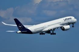 sshzeさんが、羽田空港で撮影したルフトハンザドイツ航空 A350-941の航空フォト(飛行機 写真・画像)
