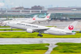 KAMIYA JASDFさんが、羽田空港で撮影した日本航空 777-289の航空フォト(飛行機 写真・画像)
