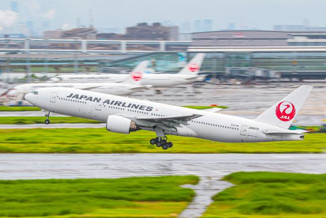 航空フォト:JA8979 日本航空 777-200