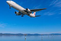 航空フォト:JA611J 日本航空 767-300