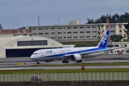 ER_b777logさんが、那覇空港で撮影した全日空 787-9の航空フォト(飛行機 写真・画像)