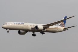 walker2000さんが、成田国際空港で撮影したユナイテッド航空 787-10の航空フォト(飛行機 写真・画像)
