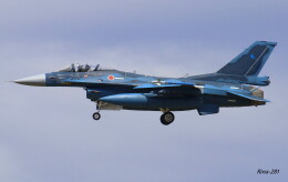 RINA-281さんが、小松空港で撮影した航空自衛隊 F-2Aの航空フォト(飛行機 写真・画像)