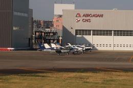 Hiro-hiroさんが、名古屋飛行場で撮影した日本法人所有 TB-21 Trinidad TCの航空フォト(飛行機 写真・画像)