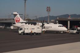 Hiro-hiroさんが、出雲空港で撮影した日本エアコミューター ATR-42-600の航空フォト(飛行機 写真・画像)