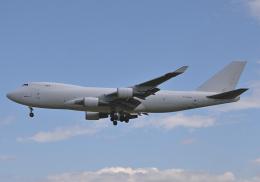 雲霧さんが、成田国際空港で撮影したアトラス航空 747-4KZF/SCDの航空フォト(飛行機 写真・画像)