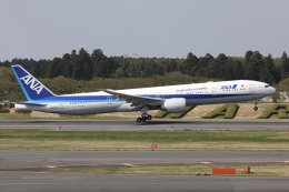 sky-spotterさんが、成田国際空港で撮影した全日空 777-381/ERの航空フォト(飛行機 写真・画像)