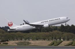sky-spotterさんが、成田国際空港で撮影した日本航空 767-346/ERの航空フォト(飛行機 写真・画像)