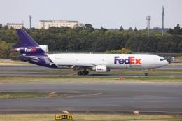 sky-spotterさんが、成田国際空港で撮影したフェデックス・エクスプレス MD-11Fの航空フォト(飛行機 写真・画像)