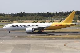 sky-spotterさんが、成田国際空港で撮影したサザン・エア 777-FZBの航空フォト(飛行機 写真・画像)