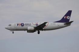 sky-spotterさんが、成田国際空港で撮影したYTOカーゴ・エアラインズ 737-36Q(SF)の航空フォト(飛行機 写真・画像)