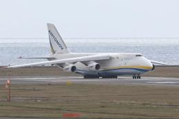 わんだーさんが、中部国際空港で撮影したアントノフ・エアラインズ An-124-100M Ruslanの航空フォト(飛行機 写真・画像)