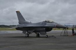 LEGACY-747さんが、千歳基地で撮影したアメリカ空軍 F-16CM-50-CF Fighting Falconの航空フォト(飛行機 写真・画像)