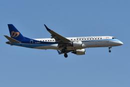 Deepさんが、成田国際空港で撮影したマンダリン航空 ERJ-190-100 IGW (ERJ-190AR)の航空フォト(飛行機 写真・画像)