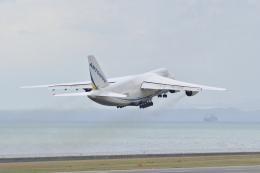 EC5Wさんが、中部国際空港で撮影したアントノフ・エアラインズ An-124-100M Ruslanの航空フォト(飛行機 写真・画像)