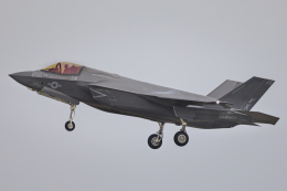 norimotoさんが、三沢飛行場で撮影したアメリカ海兵隊 F-35B Lightning IIの航空フォト(飛行機 写真・画像)
