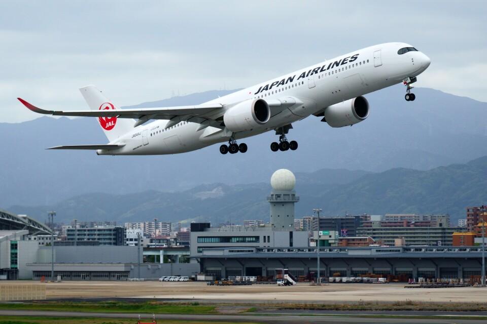 yoshibouさんの日本航空 Airbus A350-900 (JA04XJ) 航空フォト
