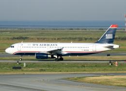 voyagerさんが、バンクーバー国際空港で撮影したUSエアウェイズ A320-232の航空フォト(飛行機 写真・画像)
