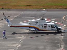 FT51ANさんが、八丈島空港で撮影した東邦航空 S-76C++の航空フォト(飛行機 写真・画像)