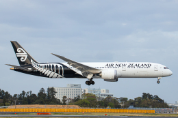 SGR RT 改さんが、成田国際空港で撮影したニュージーランド航空 787-9の航空フォト(飛行機 写真・画像)